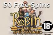 Robin of Sherwood free spins